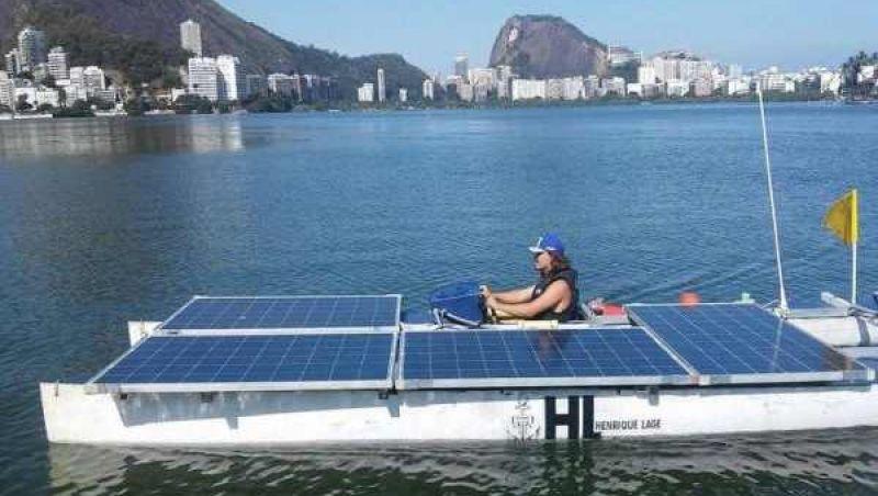 Brasil pode usar energia solar em motores de embarcações