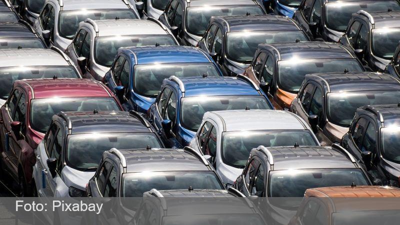 Indústria automobilística tem em agosto melhor resultado na pandemia