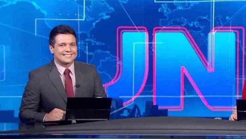 Apresentador da TV Globo infectado pelo coronavírus apresenta melhora