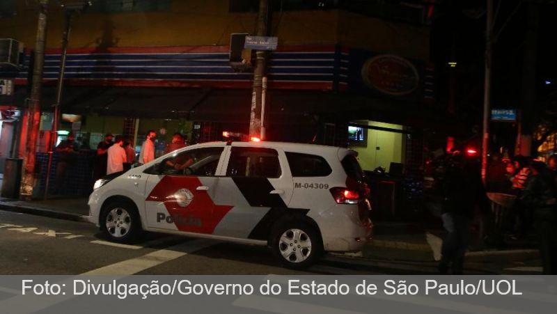 Fiscalização na capital paulista interrompe baile da 3ª idade com 190 idosos
