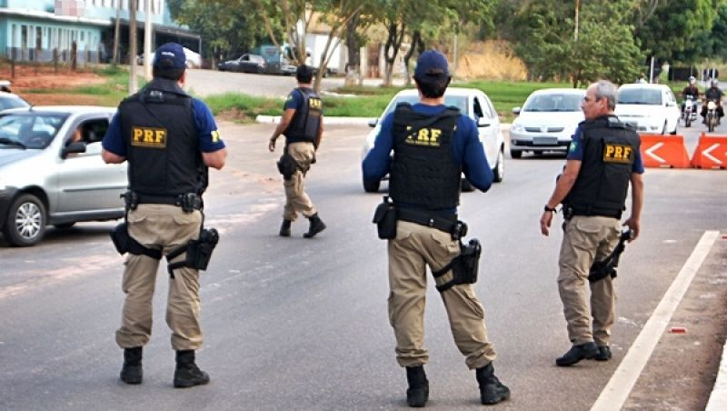"""""""Operação Proclamação da República"""" da PRF será iniciada à 0h desta quarta-feira"""