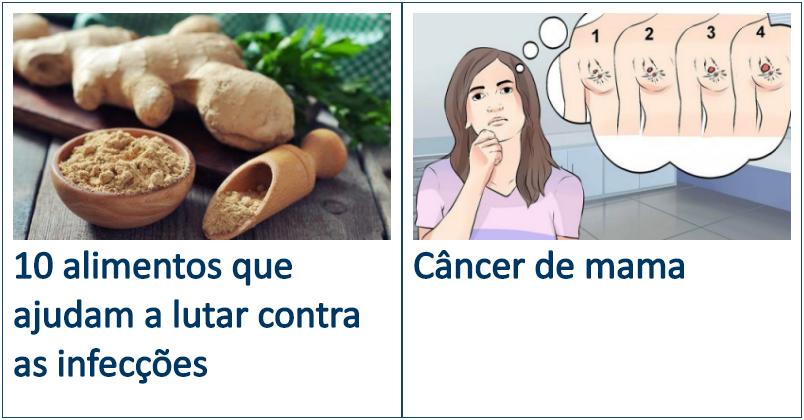 10 alimentos que ajudam a lutar contra as infec es c ncer de mama - Alimentos contra el cancer de mama ...