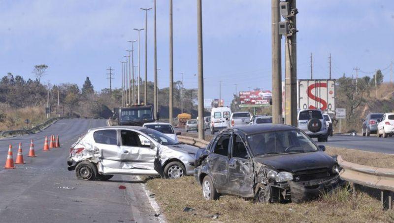 Acidentes de trânsito com vítimas caem 18% até agosto, revela DPVAT