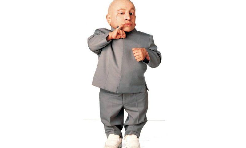Morre Verne Troyer, o Mini-Me de Austin Powers