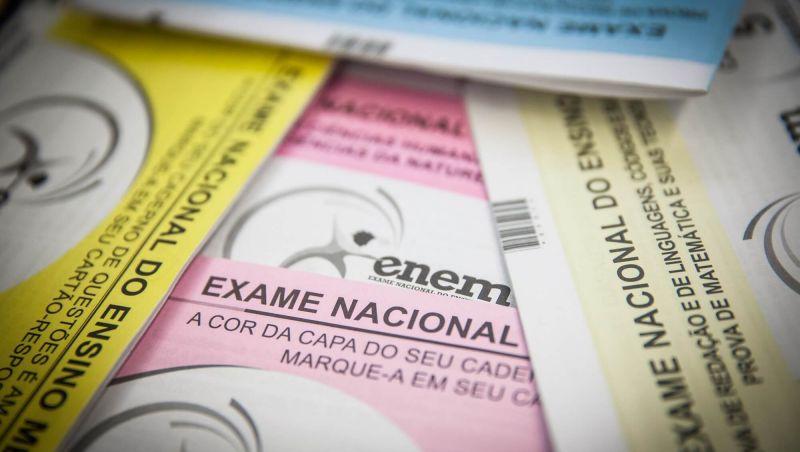 Gratuidade no Enem será automática para estudante de escola pública