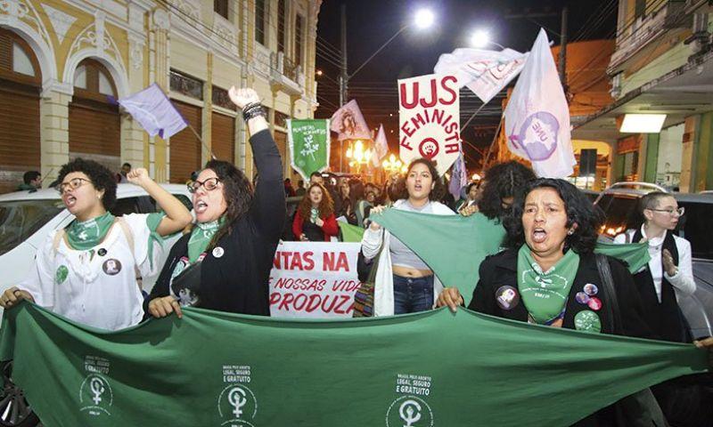 Juiz de Fora integra Marcha pela Legalização do Aborto