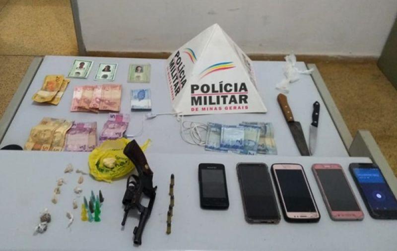 Suspeito de homicídio em baile funk no mês de abril em Piraúba é preso de novo pela PM