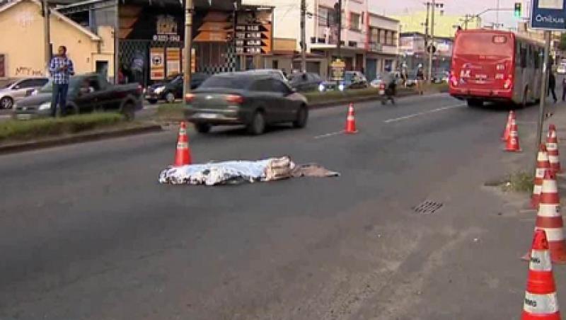 Corpo de ciclista que morreu em acidente permanece no IML de Juiz de Fora