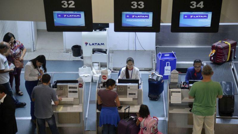 Passageiros de aéreas querem mais tecnologia para controle da viagem