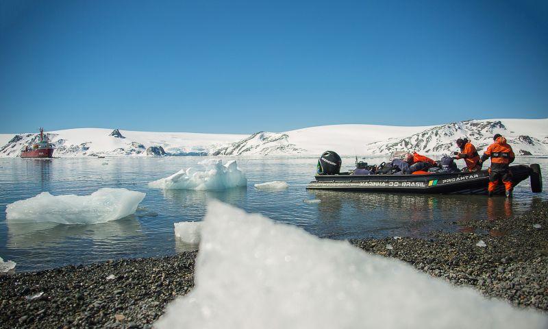 Brasil participa de reuniões para proteção da Antártica; nova estação de pesquisa fica pronta em 2019