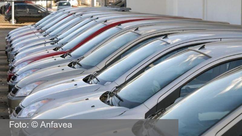Produção de veículos cai 36% em julho em relação ao mesmo mês de 2019