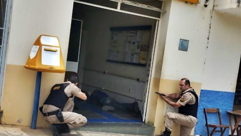 Polícia prende dupla que tentava assaltar os Correios de Miradouro