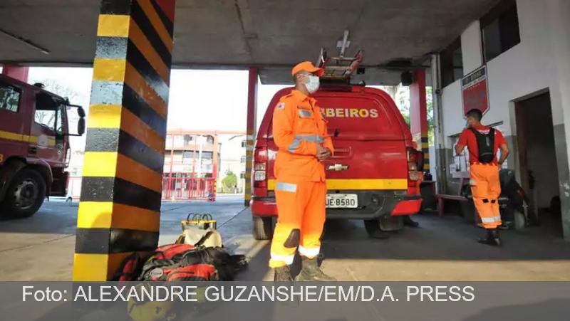 Bombeiros que combatem os incêndios florestais afirmam: 'Estamos cansados'