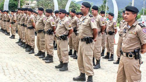 Concurso Soldado da Polícia Militar MG