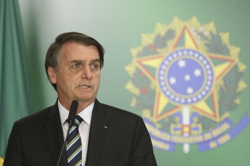 Bolsonaro janta nesta quarta (10) com embaixadores de países muçulmanos