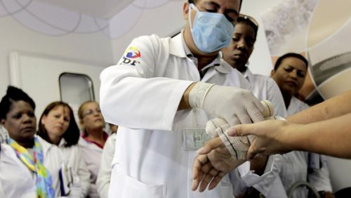 Supremo mantém validade do Programa Mais Médicos