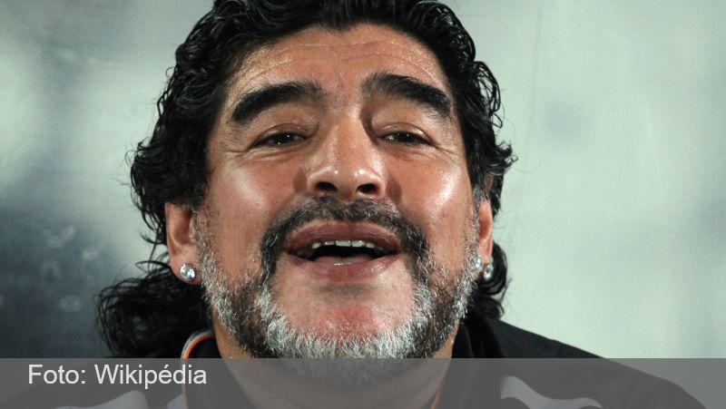 Maradona não consumiu drogas ou álcool dias antes de morrer
