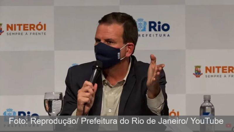 Paes volta atrás e diz que Rio não terá grandes eventos em setembro