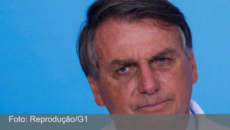 Após dizer que não compraria, Bolsonaro afirma que vacina 'é do Brasil, não é de nenhum governador'