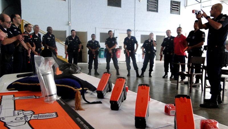 Guarda Municipal de Juiz de Fora tem armamento totalmente renovado