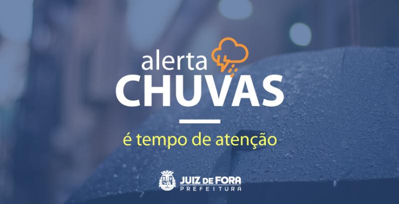 Período de chuvas - Prefeitura de JF lança hotsite com dicas e ações da Defesa Civil