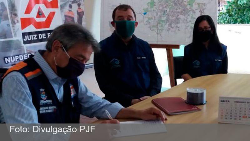 Convênio PJF-UFJF possibilita compilação de documentos cartográficos históricos