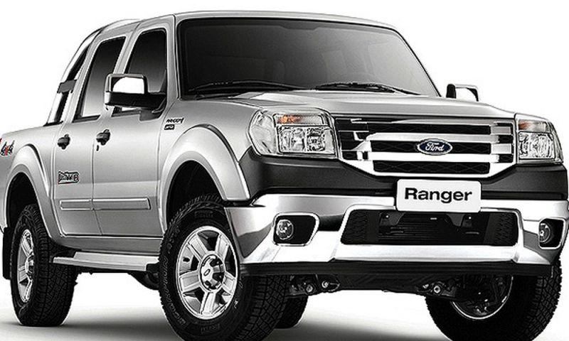 Ford faz recall de 35.526 unidades da Ranger por 'airbags mortais'
