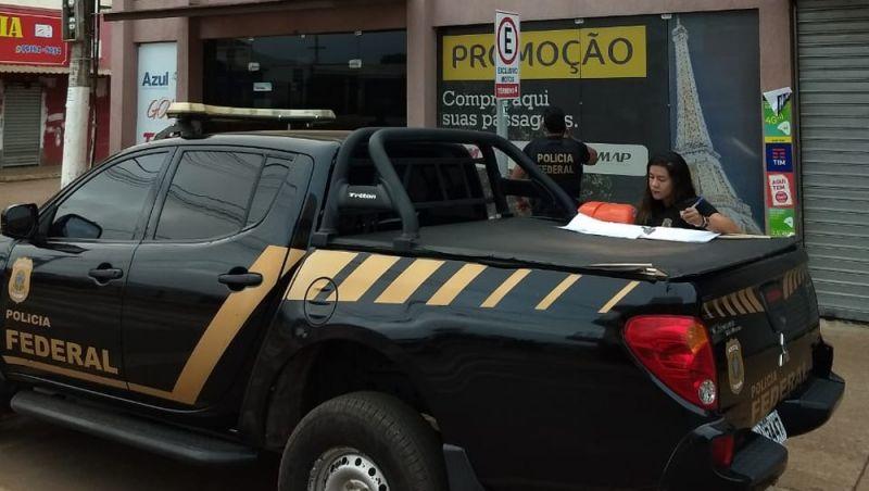 PF investiga desvios na compra de gases medicinais no Pará e no DF