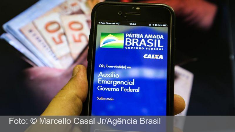Auxílio emergencial: 1,4 milhão de pessoas não sacaram benefício