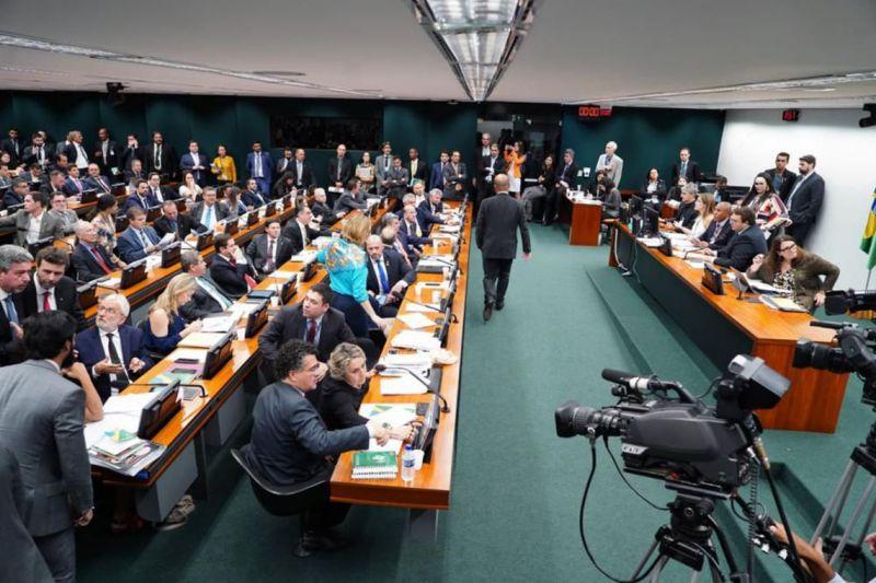 CCJ retoma terça-feira análise do parecer da reforma da Previdência