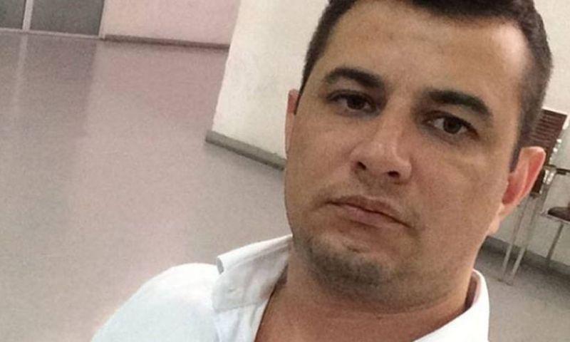 EX-JOGADOR DO VASCO É ASSASSINADO A TIROS NO LITORAL DE SP  DELEGADO ... 8a2a6e7d18a37