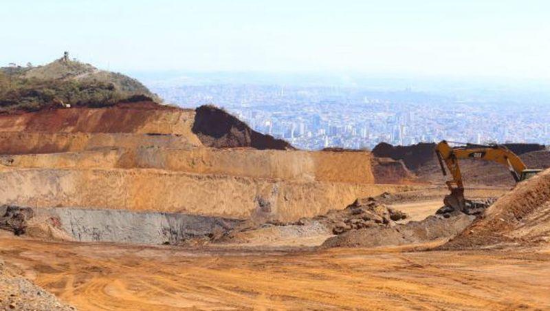 Relatório de CPI pede suspensão de mineração em cartão-postal de BH