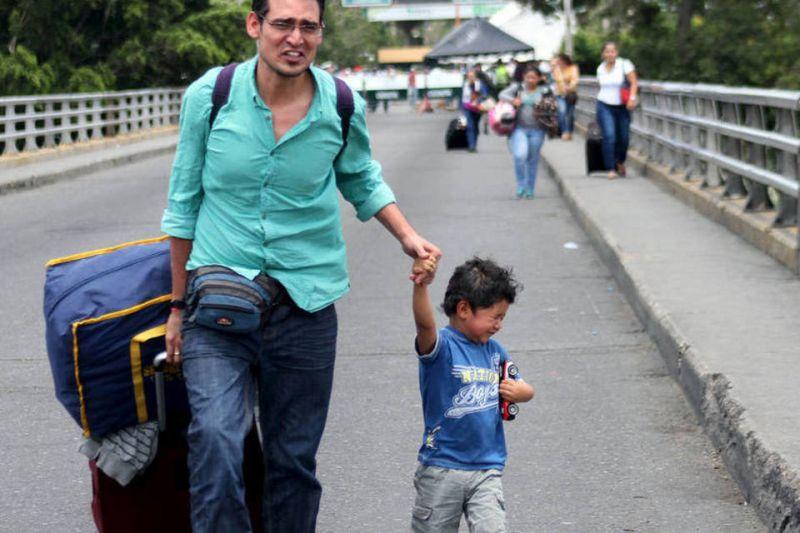 Mais de 24 mil venezuelanos pediram refúgio no Brasil este ano
