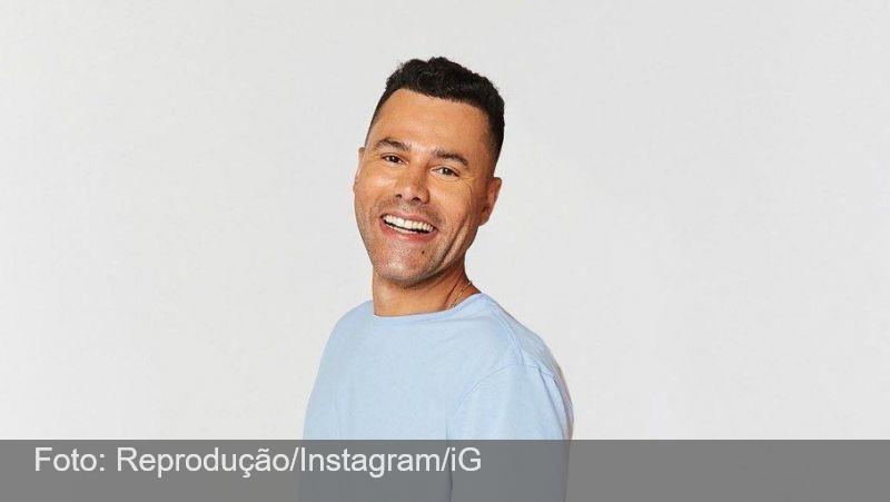 Humorista Rodrigo Sant'Anna está internado em hospital do Rio