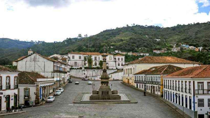 Coronavírus derruba turismo das cidades históricas de Minas às vésperas da semana santa