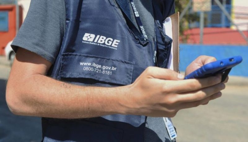 IBGE devolve taxa de inscrição a candidatos à seleção para o Censo