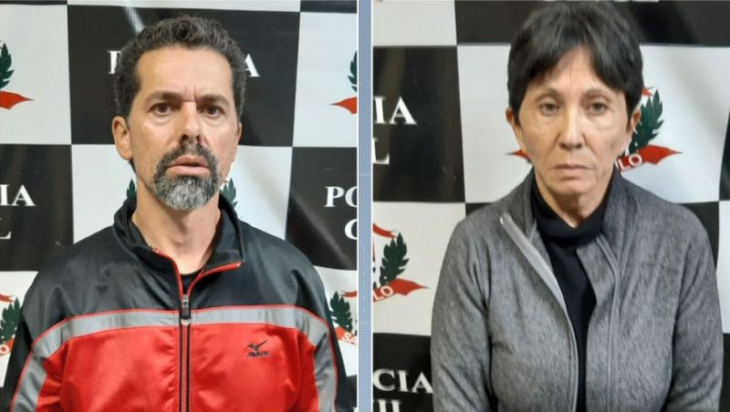 Polícia prende casal por manter idosa em cárcere privado por 20 anos