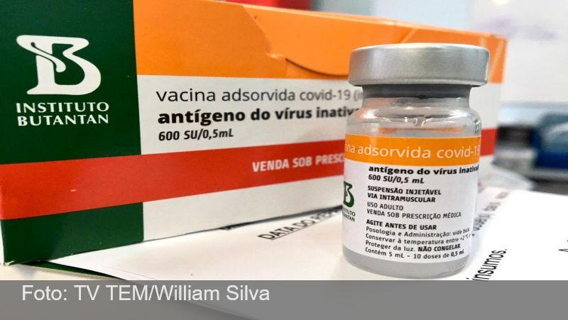 Vacinômetro: veja quantas doses já foram aplicadas em algumas das maiores cidades da Zona da Mata e Vertentes
