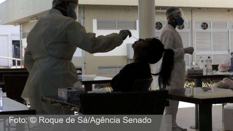 Covid-19: Brasil tem 104 mil mortes e 3,16 milhões de casos acumulados