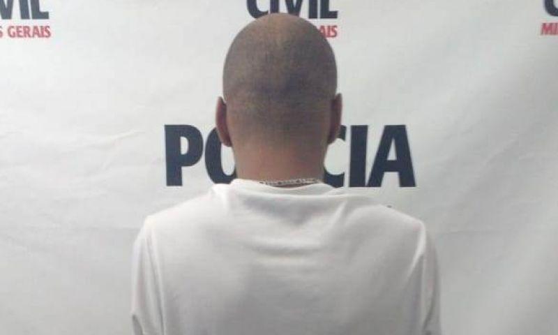 Suspeito de assaltar taxista em Juiz de Fora é preso pela Polícia Civil