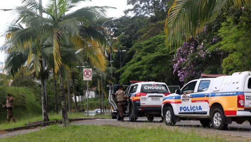 Polícia Militar mantém ocupação em área do bairro Dom Bosco em Juiz de Fora