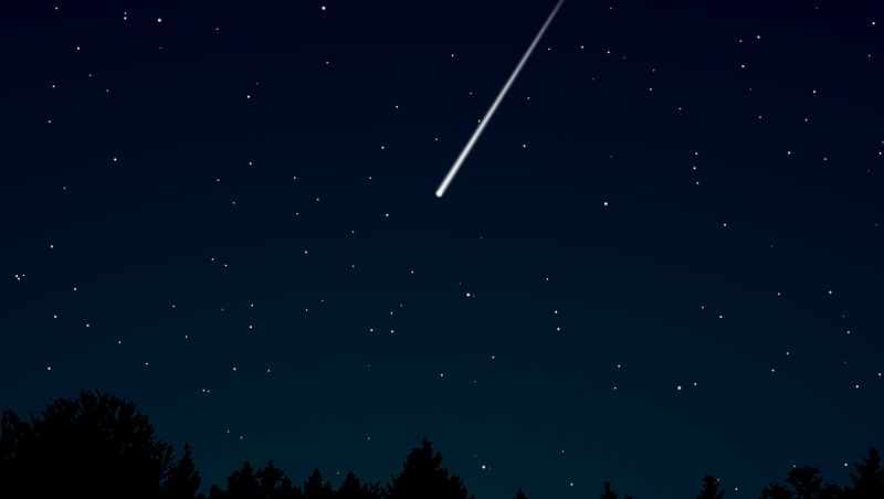 Chuva de meteoros acontece neste domingo (5); saiba como observar