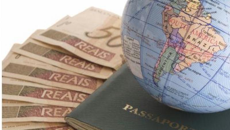 Gastos de brasileiros em viagens internacionais caem 5,2% em agosto