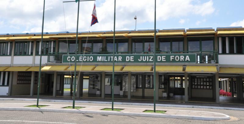 Abertas inscrições para ingresso no Colégio Militar de Juiz de Fora