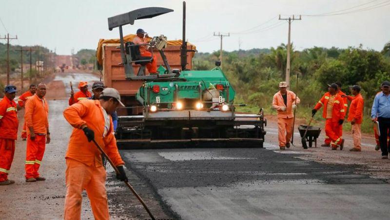 Governo destina R$ 2 bi para manutenção e pavimentação de rodovias