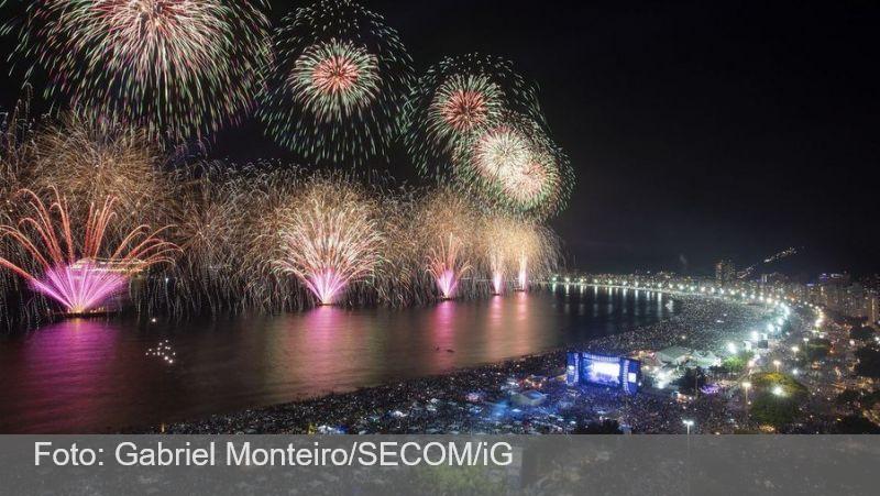 Cidades brasileiras se preparam para o Réveillon 2022; conheça a lista