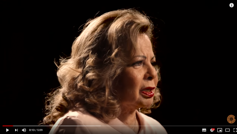 Morre a cantora Ângela Maria, aos 89 anos