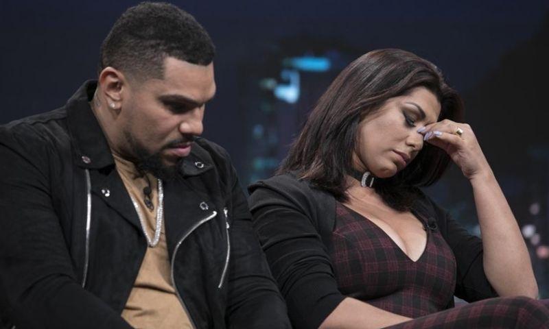 Moranguinho acredita que Naldo estava 'possuído' quando a agrediu