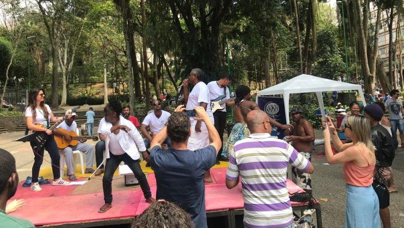 'Ocupa Social' estimula valorização da população em situação de rua em JF