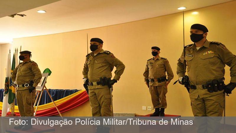 Batalhões da PM em Juiz de Fora estão sob novo comando